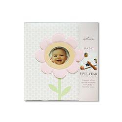 홀마크 베이비 메모리북 앨범(Pink Garden)-BBA3879