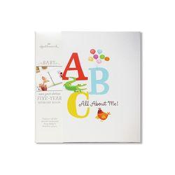 홀마크 베이비 메모리북 앨범(Alphabet)-BBA7019