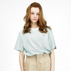 BAF STRIPE HALF SHIRTS (GREEN)