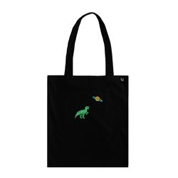 tyranno cotton bag