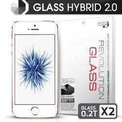 레볼루션글라스 하이브리드2.0 강화유리 아이폰SE