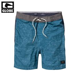 [GLOBE] SPENCER 18 BOARDSHORTS 보드숏 (YALE BLUE)
