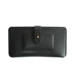 case wallet [black] large