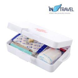 인트래블 휴대용 구급약통 NO.1058