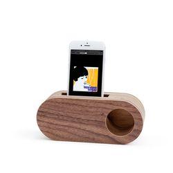 Echo Speaker (Walnut Mono)