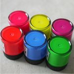 [맘아트] 직물용염색물감(Fabric Ink)30ml 6색-형광색