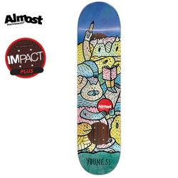 [ALMOST]YOUNESS AMRANI LUCAS BEAUFORT IP DECK 8.25