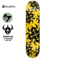 [DARKSTAR] RICOCHET YELLOW SL DECK 31.6 x 8.0