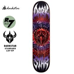 [DARKSTAR] CRUSADE PURPLE SL DECK 31.7 x 8.25