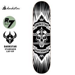 [DARKSTAR] DEVOLVE BLACKWHITE SL DECK 31.7 x 8.25