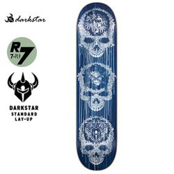 [DARKSTAR] ADDICTION BLUE SL DECK 8.125