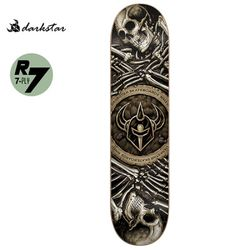 [DARKSTAR] REMAINS BROWN HYB DECK 31.6 x 8.0
