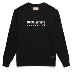 RAZK - Design CREWNECK (BLACK)