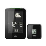 BNC013BKBK 디지털 알람시계 - 블랙