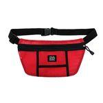 VD Mesh Waist Bag (Red)
