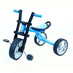 줄라이카 심플트라이크 유아세발자전거 블루 유럽형
