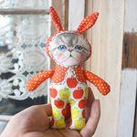 한뼘사이즈 DIY인형패키지 - 토끼(13cm)