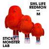 [한정수량] [STICKY MONSTER LAB] SML LIFE REDMON (M)