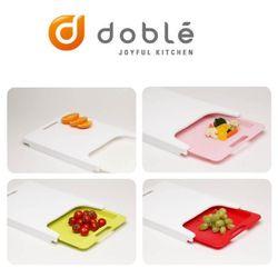 도블레 슬라이딩 도마