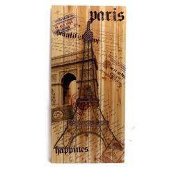 5841 에펠탑 인테리어  우드 액자