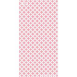 [알록 양모타올]창호 핑크