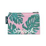 [구매시 포스트카드 랜덤증정] [smooch] Summer Leaf Wave Pouch