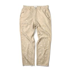 PAINTING CUT OFF CHINO BEIGE