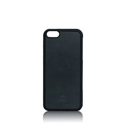iPhoneSE Back Cover Case Blue Steel