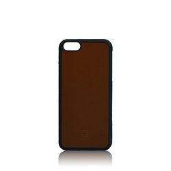 iPhoneSE Back Cover Case Brown