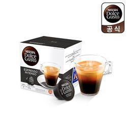 돌체구스토 캡슐 커피 에스프레소 인텐소 16캡슐