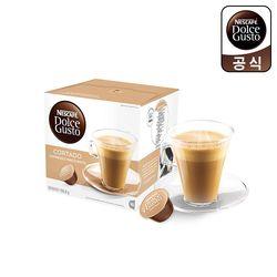 돌체구스토 캡슐 커피 에스프레소 마끼아토 코르타도