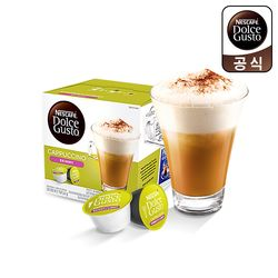 돌체구스토 캡슐 커피 카푸치노 스키니 16캡슐