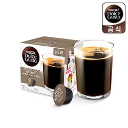 돌체구스토 캡슐 커피 아메리카노 인텐소 16캡슐