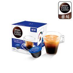 돌체구스토 캡슐 커피 리스트레토 아덴자 16캡슐