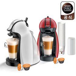 [무료배송] 네스카페 돌체구스토 피콜로 체리 커피 머신