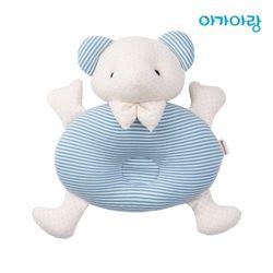 오가닉 아기베개 - 베어