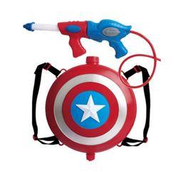 캡틴아메리카 배낭물총