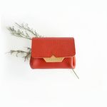 CONFEITO PASTRY WALLET-RED