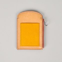 CONFEITO BREAD CARD WALLET-CHEESE(YELLOW)