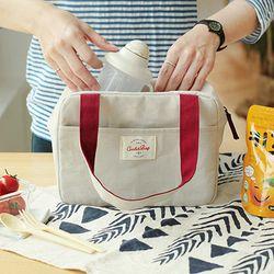 COOLER BAG lunch 이널 보냉 런치백