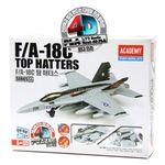[4D퍼즐]FA-18C 탑 해터스(81132)