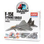 [4D퍼즐]F-15E 스트라이크 이글 전폭기(S80192)