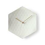[CONCRETE] BEEHIVE CLOCK - Gold