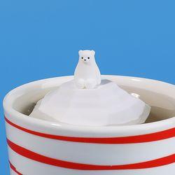 티보트 인퓨져 북극곰