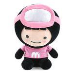 꼬마해녀 몽니 싯팅 인형(25cm)-핑크
