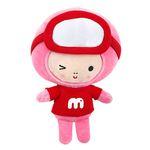 꼬마해녀 몽니 커들 인형(25cm)-핑크