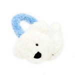 캐릭터동물 귀마개-누리베어(블루)