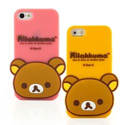 리락쿠마 페이스 아이폰6s 6 6splus 6plus 실리콘