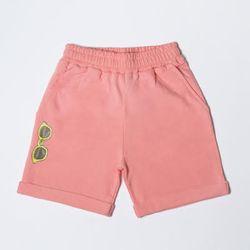 Leo Sunglass Pink Shorts
