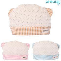 아가아랑 오가닉 베이비 모자